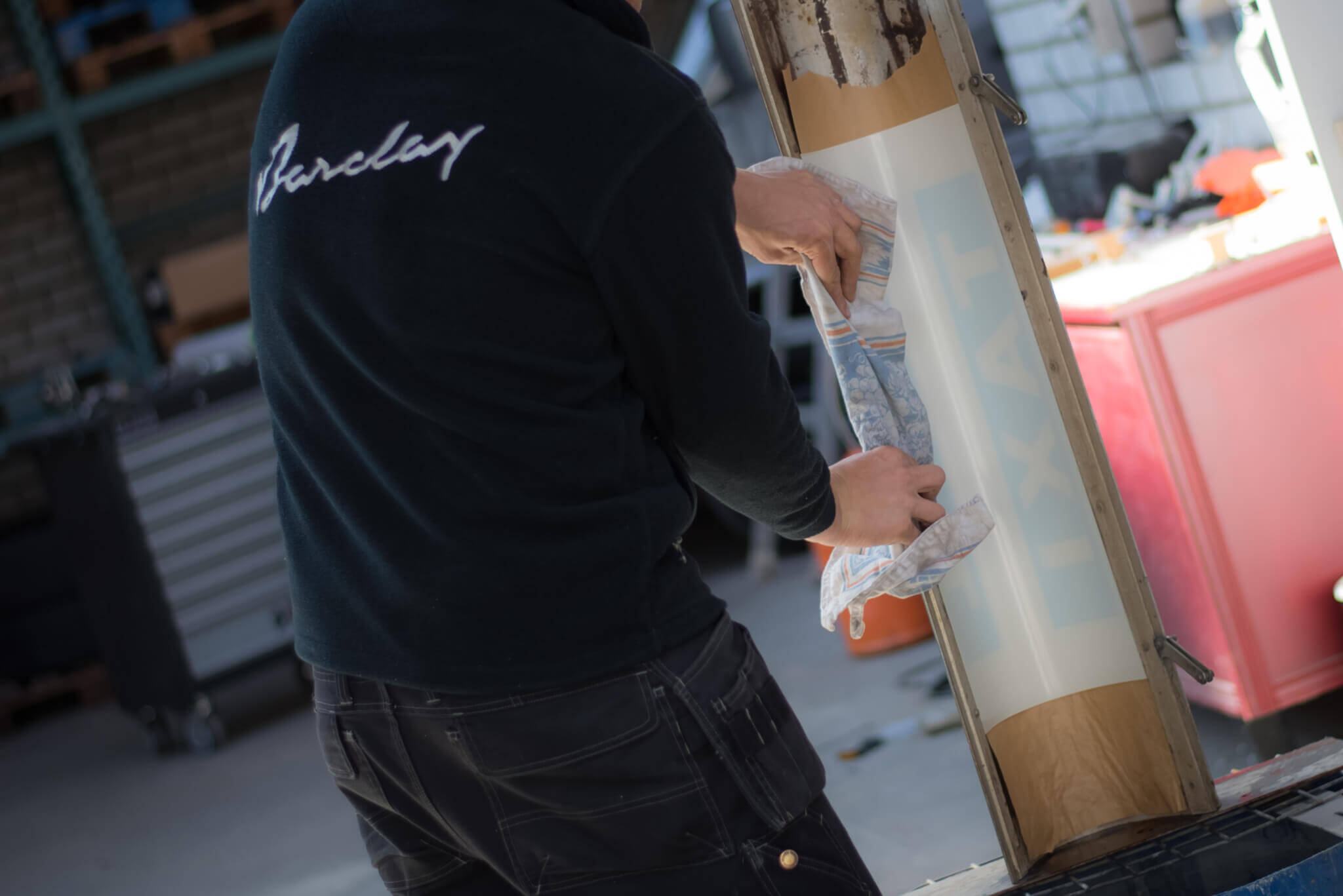 Barclay Toplights - daklicht fabricage