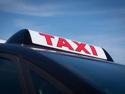 Barclay daklichten, Toplights, Taxiborden