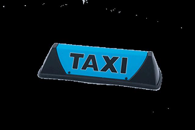 Barcly Toplight, taxibord - daklicht barclay Nano