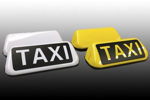 Taxibord Budget